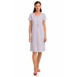 Vamp - Pohodlná dámská noční košile 14347 - Vamp blue royal m