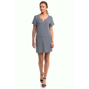 Vamp - Letní dámské šaty 14450 - Vamp blue s