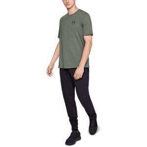 Pánské trička s krátkým rukávem SPORTSTYLE LEFT CHEST SS FW18 - Under Armour