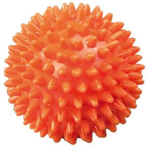 Dámské cvičební pomůcky Massage ball - orange - medium  - Sveltus OSFA