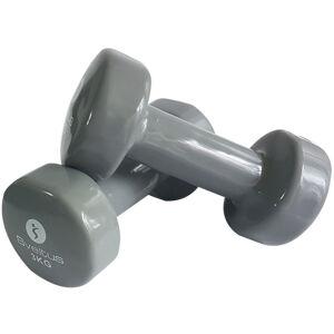 Cvičební pomůcky Epoxy Dumbbells 3 kg  - one pair  - Sveltus OSFA
