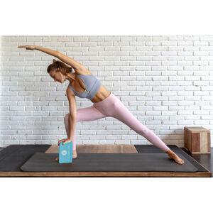 Cvičební pomůcky Yoga brick blue  - Sveltus OSFA