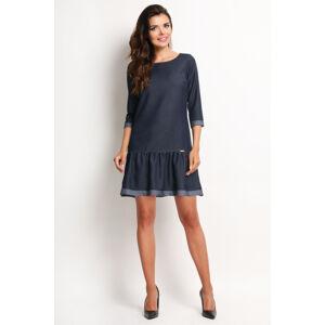 Denní šaty model 45968 awama  36