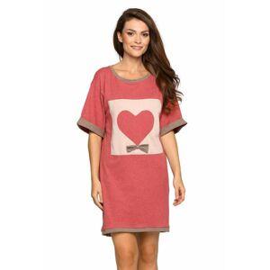 Dámská noční košile Chantele růžová  S