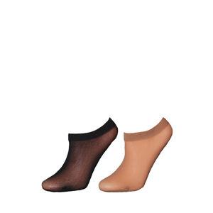 Dámské ponožky Inez A'2 Béžový Univerzální