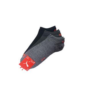Ponožky Puma 906807 Sneaker Soft A'3 blue combo 43-46