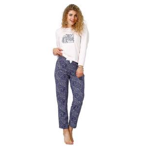 Dámské pyžamo M-Max Celeste 950 dł/r M-2XL różowy M