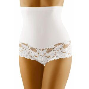 Zeštíhlující a modelující kalhotky Preciosa bílé bílá L