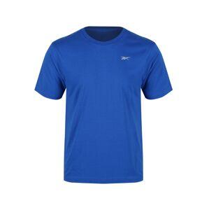 Pánské tričko Reebok F8339 Santo A'3 bílo-modrá-námořnictvo L