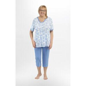 Dámské pyžamo Martel Anastazja I 219 kr/r 3XL-4XL bílý 3XL