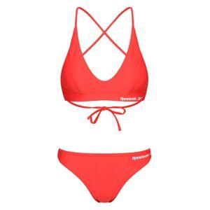 Dvoudílné dámské plavky Reebok 74021 Ramona Bikini Černá M-40