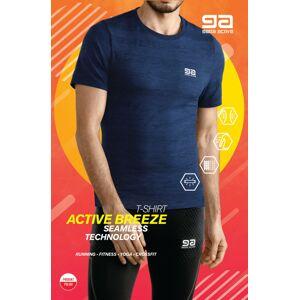 Pánské tričko Gatta 42045S T-shirt Active Breeze Men Grafit XL-182/188
