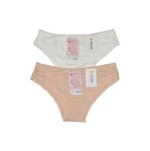 Dámské kalhotky DC Girl 26279 A'2 barevná směs S