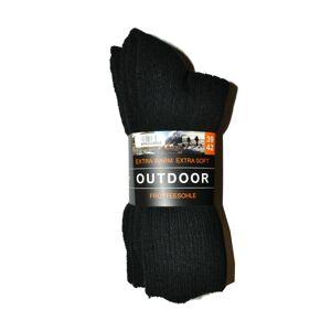 Pánské ponožky WiK 21145 Outdoor Extra Warm A'3 multicolor 39-42