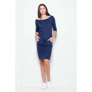 Denní šaty model 111792 Venaton  XL