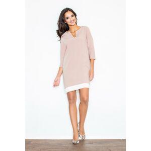 Denní šaty model 44238 Figl  M