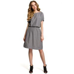 Denní šaty model 117587 Moe  XL