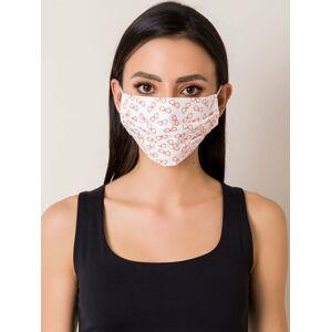 Opakovaně použitelná maska s potiskem ONE SIZE