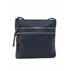 Námořnická modrá městská taška jedna velikost