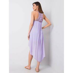 Světle fialové šaty OH BELLA S