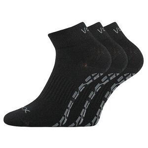 3PACK ponožky VoXX černé (Jumpyx) S