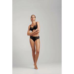 Podprsenka s kosticí Antonia 5204 černá 001 - Anita 95D černá (001)