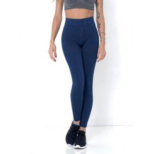Dámské sportovní Jeans Push-Up D4S.lab Intimidea Barva: night blue J, Velikost: 42/44