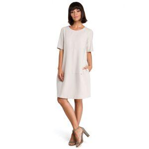 Denní šaty model 118586 BE  L