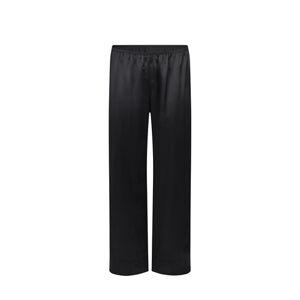 Dámské pyžamové kalhoty 15B660 Black(015) - Simone Perele černá 4