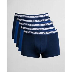 5PACK pánské boxerky Gant modré (902035553-423) XL