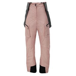LANNA - ECO dámské 2L lyžařské kalhoty - dusty - 2117 XS
