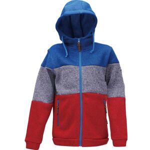 TN  chlapecký svetr s kapucí  - Blue - 2117 158-164