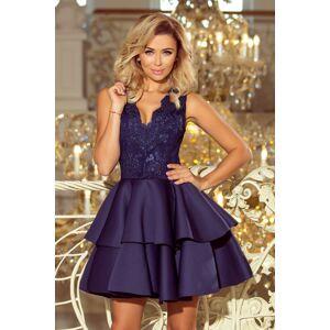 Večerní šaty model 123648 Numoco  XS