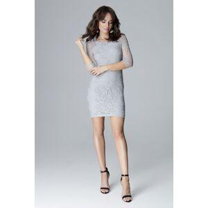 Krátké šaty  model 123806 Lenitif  L