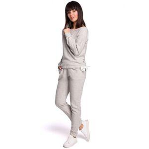 Teplákové kalhoty  model 128236 BE  L