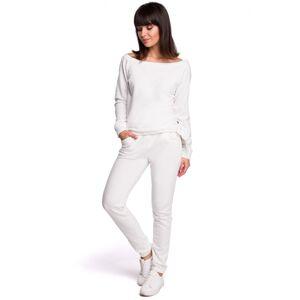 Teplákové kalhoty  model 128238 BE  L