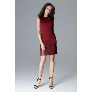 Krátké šaty  model 128515 Lenitif  XL