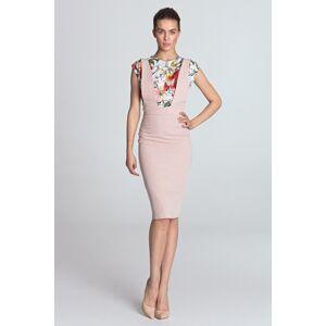 Denní šaty model 128964 Nife   40