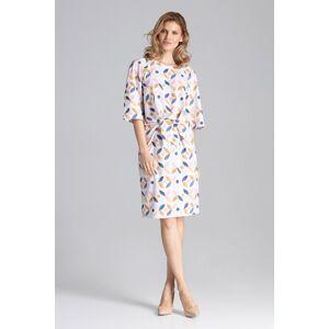 Denní šaty model 129785 Figl  L