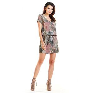 Denní šaty model 129936 awama  36