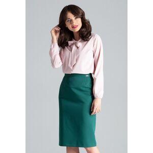 Klasická sukně  model 130965 Lenitif  XL