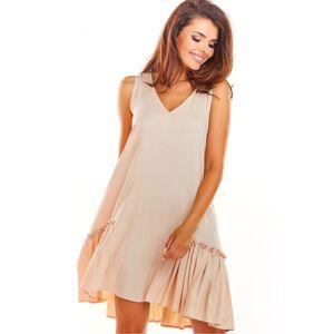 Denní šaty model 133643 awama  40/42