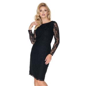 Večerní šaty model 141827 PeeKaBoo  L/XL