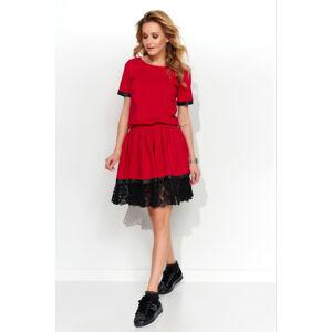 Společenské šaty  model 144007 Makadamia  36