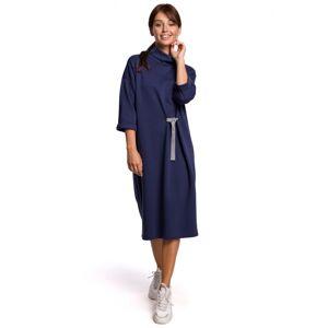 Denní šaty model 147161 BE  2XL/3XL