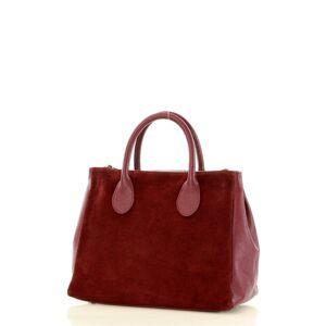 Přírodní kožená taška model 148002 Mazzini  UNI velikost