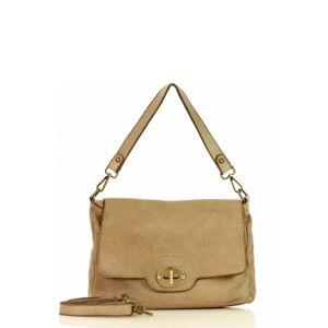 Přírodní kožená taška model 148761 Mazzini  UNI velikost