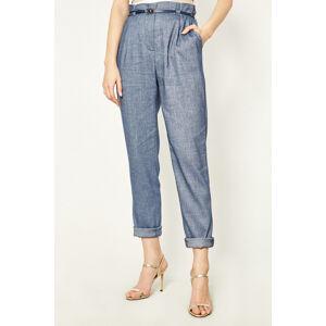 Dámské kalhoty  model 150169 Click Fashion  38