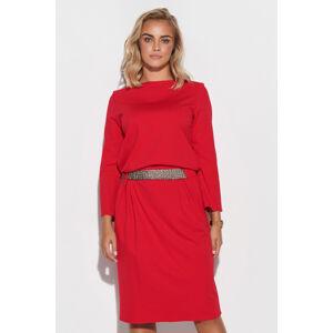 Denní šaty model 150310 Makadamia  42