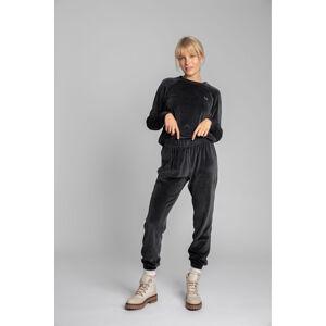 Teplákové kalhoty model 150625 LaLupa  L